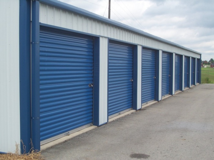 Lovely Roll Up Doors Are The Most Common Door In Self Storage